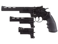 Crosman Triple Threat CO2 Revolver Kit