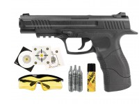 Daisy Powerline 415 CO2 Pistol New Airgunner Kit