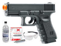 Glock G19 Gen3 CO2 NBB Airsoft Pistol Kit