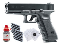 Umarex Glock 17 Gen3 CO2 Blow Back .177 BB Gun Kit