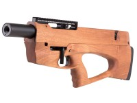 Ataman BP17 PCP Air Rifle, Sapele Redwood Stock