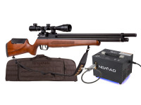 Benjamin Marauder Field And Target Air Rifle Kit