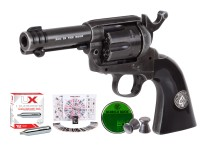 Legends Ace-In-The-Hole CO2 Pellet Revolver, Weathered Kit