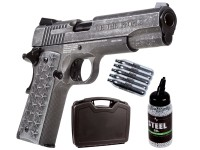 SIG Sauer 1911 We The People CO2 BB Pistol Case Kit