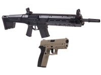 Crosman Bushmaster and MK45 BB Kit