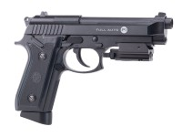 Crosman P1 Full Auto Blowback CO2 BB Pistol with Laser