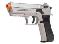 Jericho 941 Baby Desert Eagle Airsoft CO2 Pistol, Gray