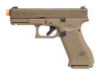 Glock 19X Gas Blowback Airsoft Pistol, Tan