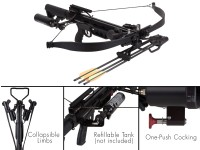 Sen-X Onyx Tactical Crossbow