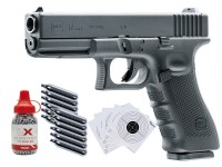 Umarex Glock 17 Gen4 CO2 Blowback .177 BB Gun Kit