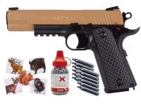 Colt M45 CQBP CO2 Blowback Pistol Kit