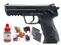 HK45 CO2 BB .177 Pistol Kit