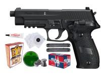 SIG Sauer P226 CO2 Pellet Gun Police Training Bundle