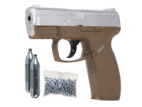 Umarex XCP Air Pistol Kit, Two-Tone
