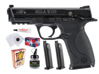 Smith & Wesson M&P 40 BB Pistol Police Training Bundle