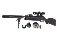 Gamo Swarm Whisper Multi-shot Air Rifle Kit