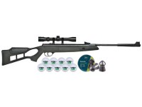 Hatsan Edge Air Rifle Combo, Black