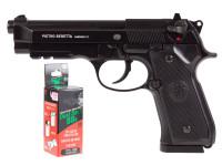 Beretta 92A1 CO2 Full Auto BB Pistol Kit