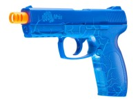 Rekt OpSix CO2 Foam Dart Pistol, Blue