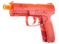 Rekt OpSix CO2 Foam Dart Pistol, Red