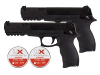 Umarex DX17 BB Pistol 2 Pk with 400 BB's