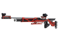 Feinwerkbau 800X PCP Air Rifle Red/Silver