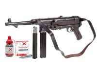 Weathered Legends MP40 BB Submachine Gun Kit