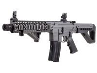 Crosman DPMS SBR Full Auto BB Rifle, Blk/Grey
