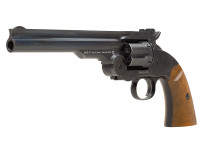 Barra Schofield No.3 Aged CO2 BB Revolver, Full Metal