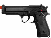 TSD UHC 92 Spring Airsoft  Pistol, Black Airsoft gun