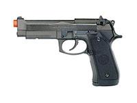 HFC M190  Metal Semi Auto Pistol Rail Ver Airsoft gun