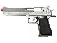 Magnum Research Desert Eagle .44 Magnum Spring Silver Pistol Airsoft gun