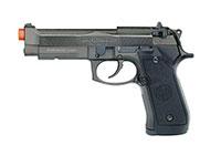 TSD HFC M190  Metal Full/Semi Auto Pistol Rail Ver Airsoft gun