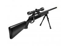 UTG Airsoft Gen 5 Master Sniper Black Airsoft gun