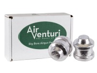 Air Venturi .50 Cal, 210 Grains, Balle Blondeau Flat Head, 50ct