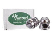Air Venturi .50 Cal, 185 Grains, Hollowpoint, 50ct