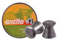 H&N Excite Econ Pellets, .177 Cal, 7.48 Grains, Wadcutter, 500ct