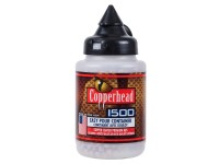 Copperhead .177 Cal, 5.1 Grains, BBs, 1500ct