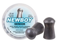 Skenco NewBoy Senior, .22 Cal, 26.5 Grains, Domed, 100ct