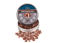 H&N Rabbit Magnum Power, .177 Cal, 16.05 Grains, Round Nose, Copper-Coated, 200ct