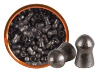 Gamo Whisper Pellets, .22 Cal, 21.8 Grains, Domed, 100ct