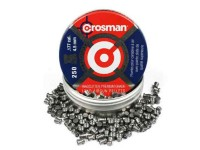Crosman Competition .177 Cal, 7.4 Grains, Wadcutter, 250ct