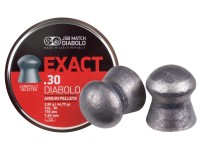 JSB Diabolo Exact Pellets, .30 Cal, 44.75 Grains, Domed, 150ct