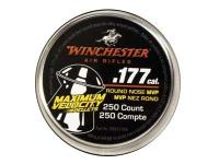 Winchester Maximum Velocity Pellets, .177 Cal, 4.32 Grains, Domed, Lead-Free, 250ct