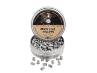 Coal Fenix FX 550 Pellets, .22 Cal, 16.98 Grains, Domed, 250ct