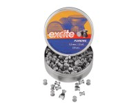 H&N Excite Plinking Pellets, .22 Cal, 12.96 Grains, Wadcutter, 250ct