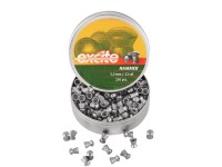 Haendler & Natermann H&N Excite Hammer Pellets, .22 Cal, 14.66 Grains, Domed, 250ct