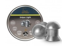 H&N Sniper Light Pellets, .22  Cal, 14 Grains, Domed, 250ct