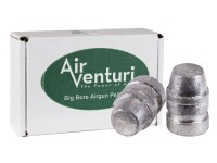 Air Venturi .45 Cal, 265 Grains, Semi-Wadcutter, 50ct