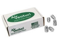 Air Venturi .45 Cal, 300 Grains, Round Nose Flat Point, 50ct